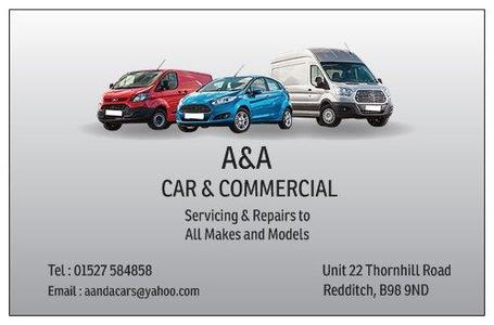 A&A Car and Commercial