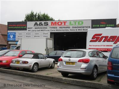 A&S Mot Ltd