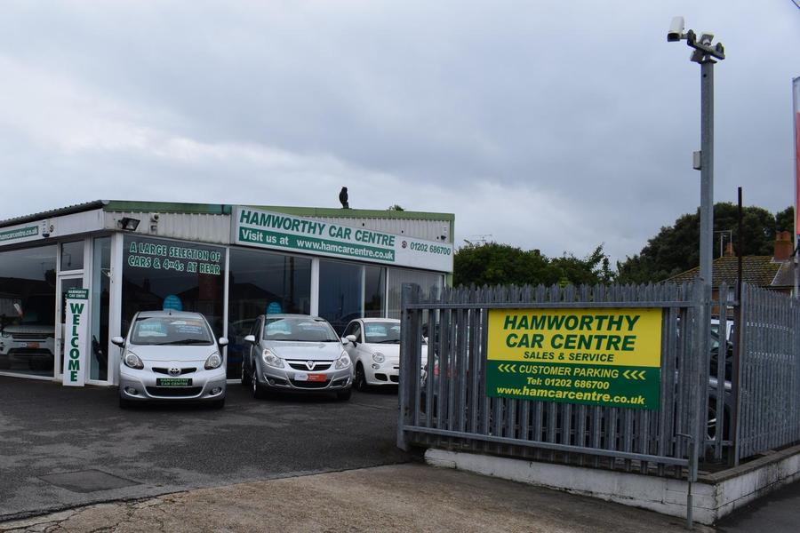 Hamworthy Car Centre in Poole | Who Can Fix My Car