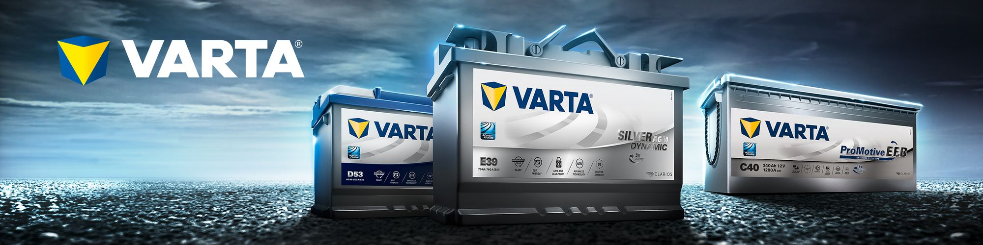 VARTA Battery Specialists