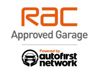 RAC Approved Garage Network Powered by Autofirst